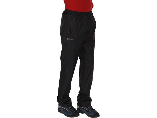 28cd7b9b4f89 Regatta Pack It - Pantalones Hombre - negro